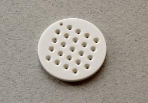 Precision ceramic filter