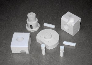 Alumina high temperature parts00