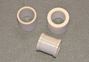 Ceramic bushings