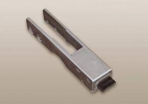 Ceramic coated steel wear part