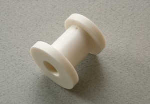 Ceramic air bearing used in high-speed scanner