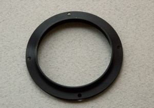 Corrosion-resistant (black oxide)  coated steel part
