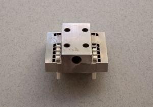 Film perforators  (ceramic-to-metal bonding)