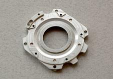 machined aluminum photo