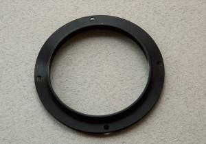 Corrosion-resistant (black oxide)  coated steel part
