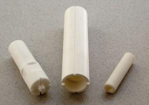 Wear-resistant pump components